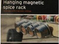 Sainsbury's brand new spice rack