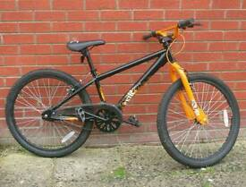 X-rated Exile 24inch Dirt Jump Bike