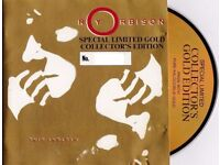 Rare Roy Orbison Special Limited Gold Collector's Edition # 08289 Mystery Girl