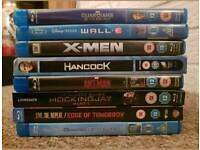 Blu Ray Bundle x 8