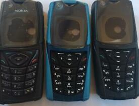 official photos 8bee1 f96ba Housings fascias replacement cover for Nokia 5140 5140i ultra rare ...