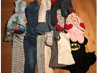 Girl Clothes Bundle (12-24 Months) - Excellent Condition