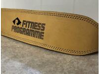 Fittness belt