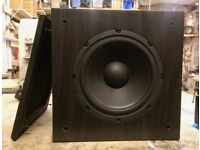 Gale 3070 compact Active Subwoofer
