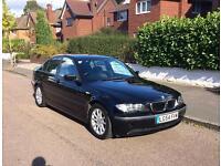 BMW 318D ES MUST SEE BARGAIN