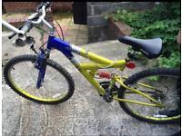 Black Mountain Bike £30
