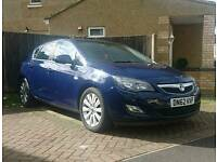 Vauxhall astra (62 reg) 1.7 CDTI TECH LINE FULLY LOADED WITH SAT NAV, 1 OWNER FROM NEW