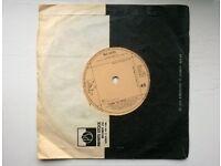 four ( 4 ) ' vinyl ( circa 1970s ) 45 rpm records