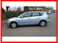 2007 MAZDA3 1.6 TS 5dr --- Manual --- Part Exchange Welcome --- Drives Good