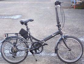 BH Emotion Easygo Volt, Electric Folding Bike