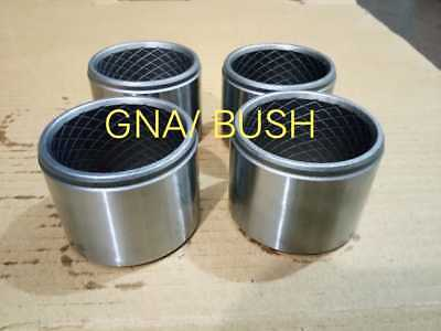 Jcb Backhoe - Dipper Arm Bush Set Of 4 Pcs. Part No. 80900125