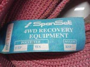 4WD recovery strap Mount Ommaney Brisbane South West Preview