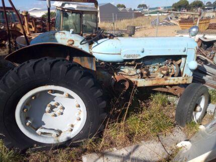 Tractor collectors