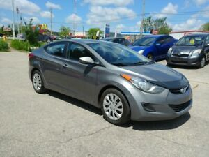 2012 Hyundai Elantra |Warranty| One Owner| Heated Seats | Safety