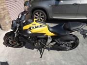 Yamaha MT07 Mudgeeraba Gold Coast South Preview