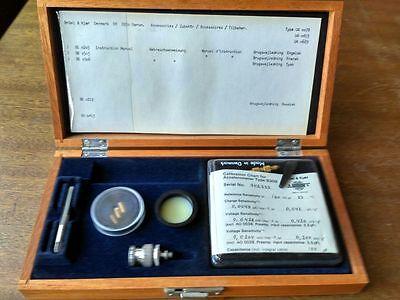 Set Of 3 - Bruel Kjaer Bk Accelerometer Type 8309 - Very Rare