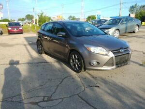 2014 Ford Focus | Includes Warranty |Certified and E-tested