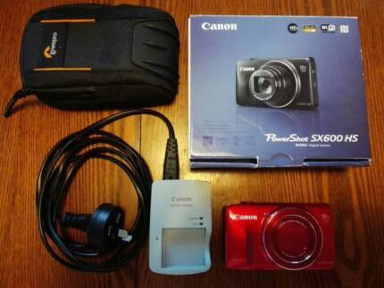 Canon SX600 HS 16mp. New condition . Never used.