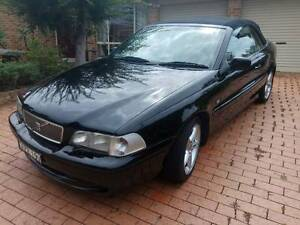 2000 Volvo C70 Convertible Menai Sutherland Area Preview