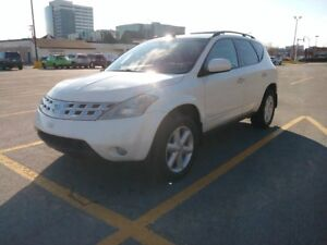 Nissan Murano traction intégrale 2005