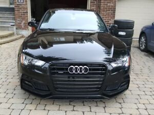 Audi A5 2016 Progressiv QUATTRO with Competition package