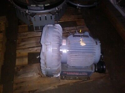 Unipress Spencer Vortex Blower Motor 7.5hp-6.25hp Used Crd Crdc Vasy Vasy3p