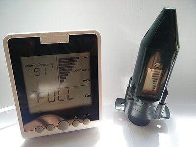 Eco Oil Monitor With Remote Display