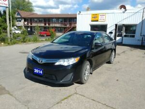 2014 Toyota Camry LE | One Owner | No Accidents  Dealer Serviced