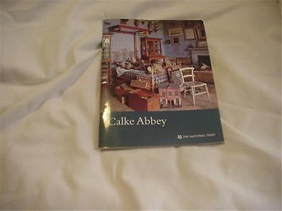 Calke Abbey Booklet National Trust 1989 Derbyshire England Downton Style  Harpur