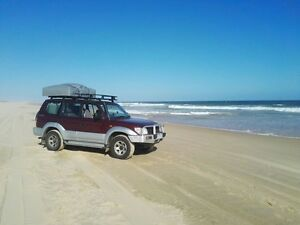 1997 Toyota LandCruiser Wagon Broome Broome City Preview