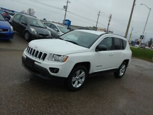 2013 Jeep Compass 4x4 | Warranty | Certified | No Accidents