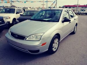 Ford Focus Berline 2007