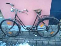 Rabeneick Oldtimer Fahrrad Damen 50er Original Retro Bayern - Postbauer-Heng Vorschau
