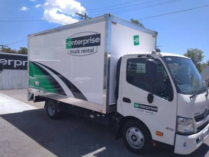 Moving house? We have vans and trucks to assist!