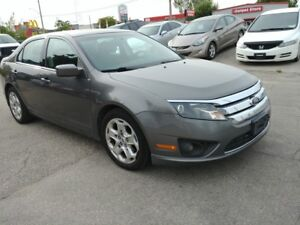 2011 Ford Fusion   One Owner   Certified   Warranty  NO Accident