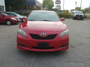 2007 Toyota Camry SE | No Accidents |Warranty | Certified