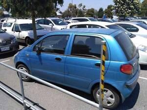 2000 Daewoo Matiz Hatchback Footscray Maribyrnong Area Preview