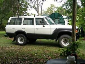 1985 Toyota LandCruiser Wagon Townsville Townsville City Preview