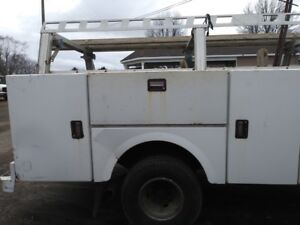 Utility Bed With Rack For F 350