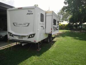Jayco 2014 Caravan, Barely Used, Excellent Condition,ONO.