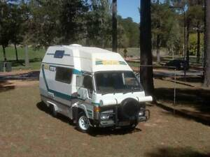 Toyota Dyna 100 1990 Safari campervan / motorhome