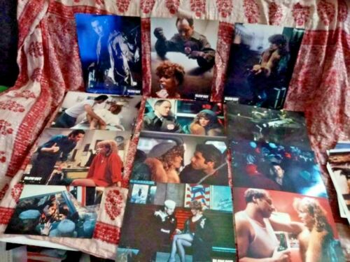 Brian DE PALMA John TRAVOLTA Karen ALLEN  12 french lobby.Cards BLOW OUT