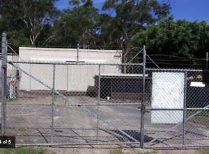 FOR LEASE_ 2 STRY STORAGE SHED, OFFICE ,YARD _ NELSON BAY Nelson Bay Port Stephens Area Preview