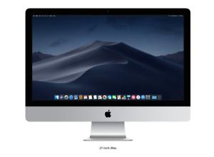 2018 27'' iMac 5K Retina Screen