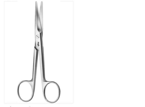 Aesculap Braun BC554R Dissecting Scissors Mayo 5-1/2