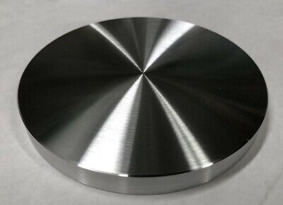 Aluminum Round Disc 4-12 Dia. Bar Circle Plate 12 Thick Very Flat Nice Usa