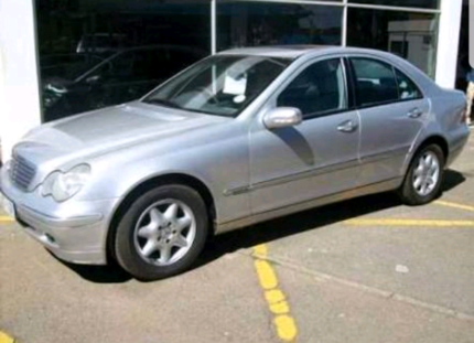 2001 Mercedes Benz C200 Kompressor Elegence Automatic sedan