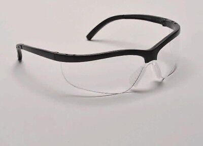 Lot 12 Clear Anti-fog Anti-scratch Safety Glasses Clear Lens
