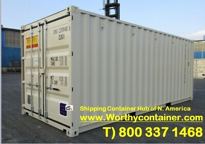 20 New One Trip Shipping Container In Los Angeles San Diego Long Beachca