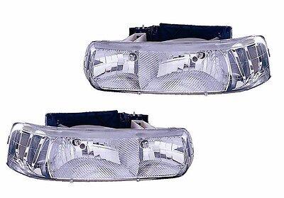 WINNEBAGO VISTA 2007 2008 2009 DIAMOND HEAD LIGHT LAMP HEADLIGHT RV - SET